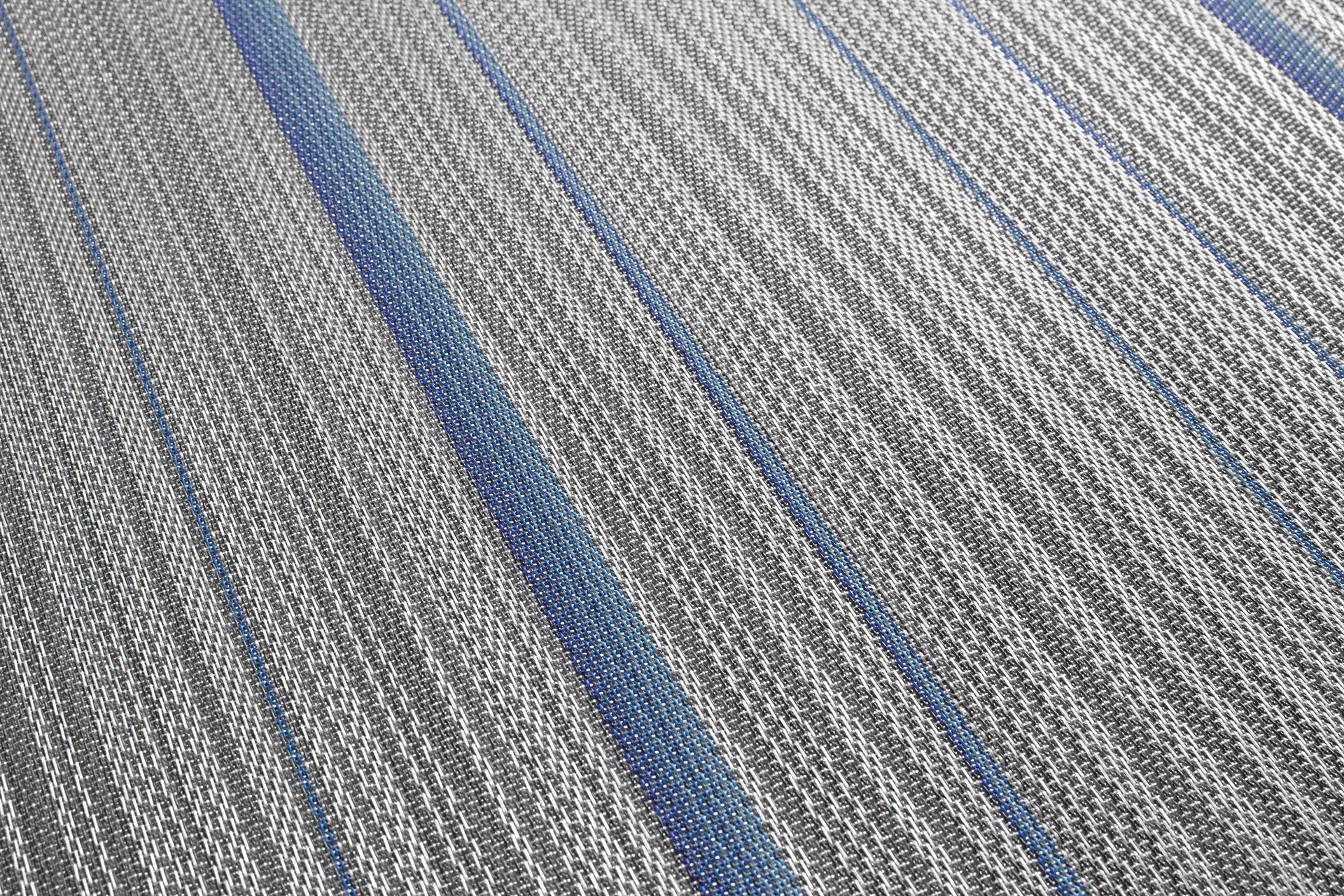 Diamond Blue - Stripes
